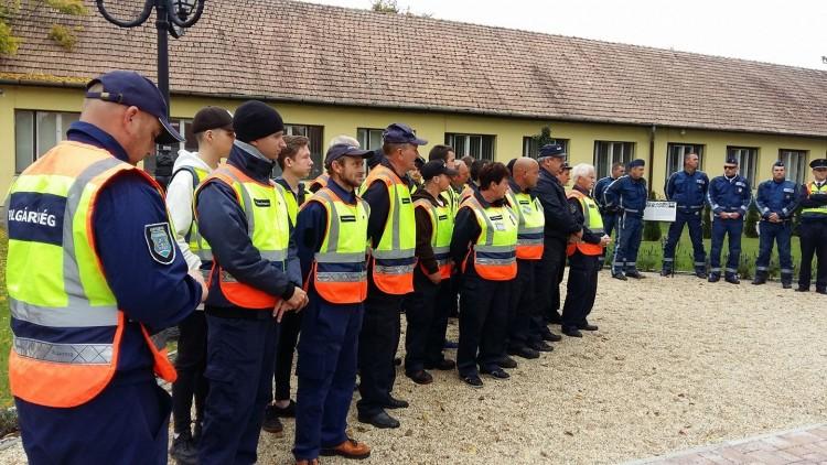 A pénzt is megvonta Debrecen a legnagyobb polgárőr egyesülettől