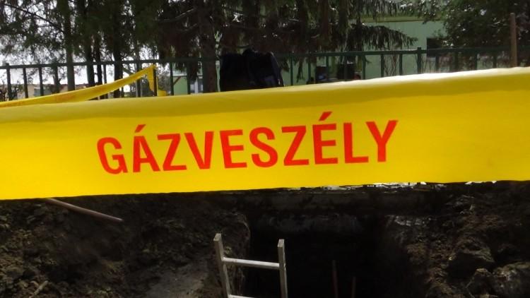 Gázszivárgás miatt több helyen nem áll meg a busz