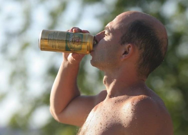 A dobozos sörökre utazott a hatóság