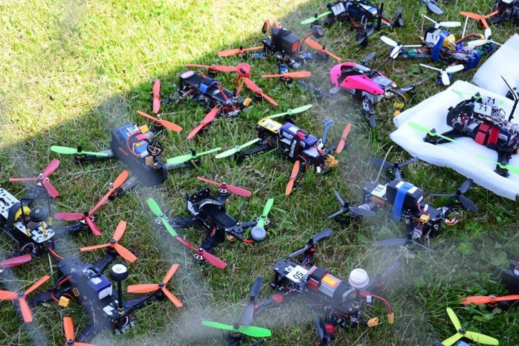 Drónbajnokságot rendeznek Hajdúszoboszlón