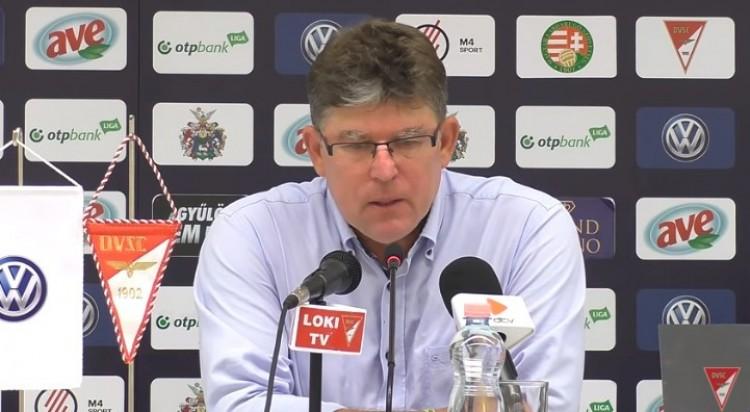 Herczeg András: Annyira szerettünk volna nyerni!