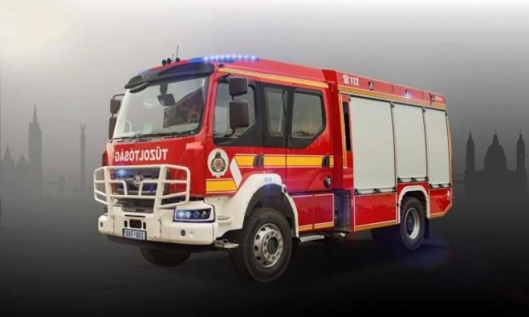 Nagy tűz volt Berettyóújfaluban
