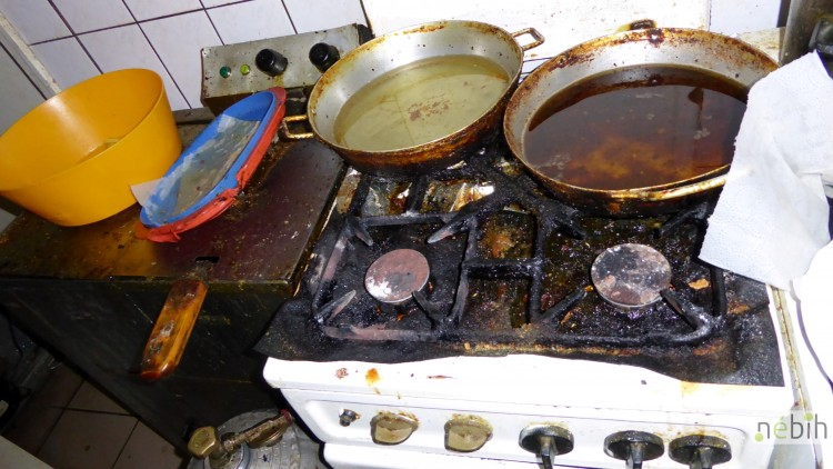A pokol konyhájára leltek a Balaton partján