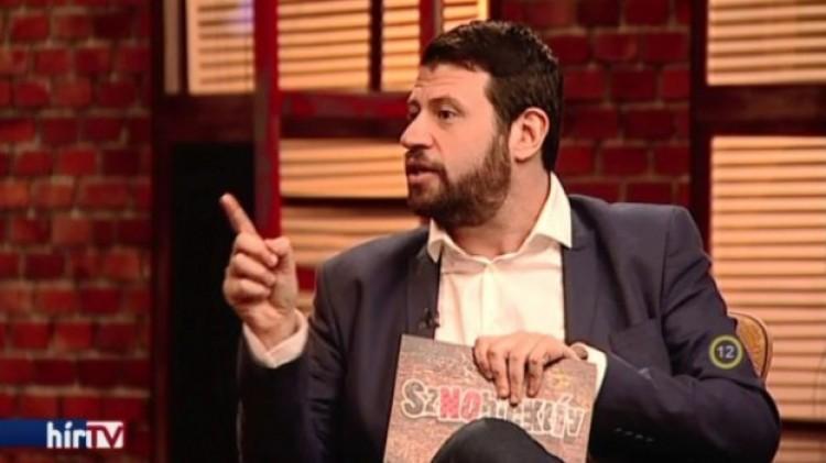 Puzsér Róbert és a régi-új Hír TV