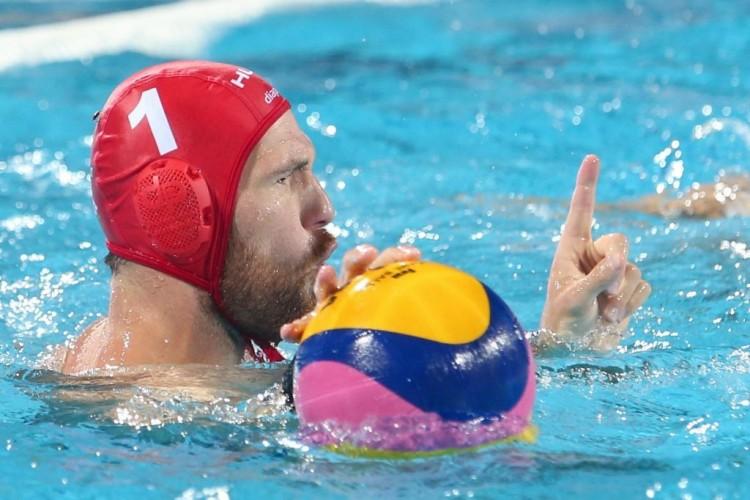 A magyar vízilabda-válogatott elődöntős a világkupán