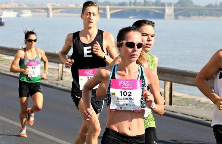 A debreceniek kiválósága nyerte a Budapest-félmaratont
