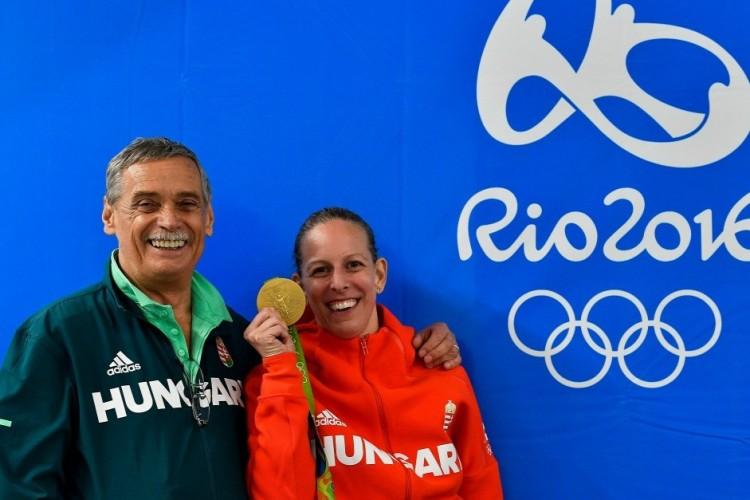 Négyszeres olimpiai bajnokunk hunyt el