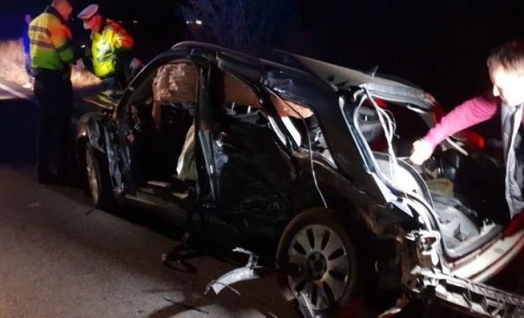 Élőben közvetítette, ahogy a halálba rohan a sofőr