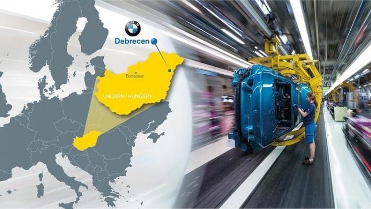 """Berlinben is """"megtudták"""", hogy sikeres lesz a BMW debreceni vállakozása"""