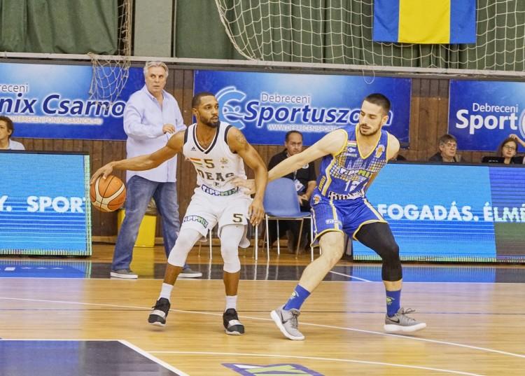 Kínkeserves küzdelemben tudott csak nyerni a Debrecen