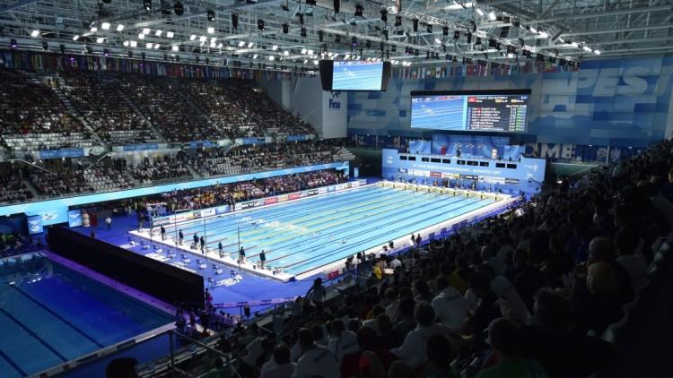 Ismét Magyarországra figyel az úszóvilág