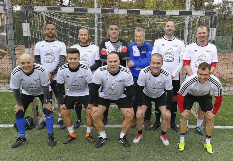 A Cívishír csapata a bajnokok bajnoka