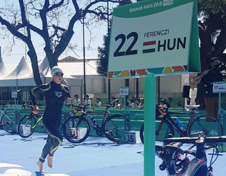Az olimpián a 13. helyért is nagy dicséret jár egy magyarnak