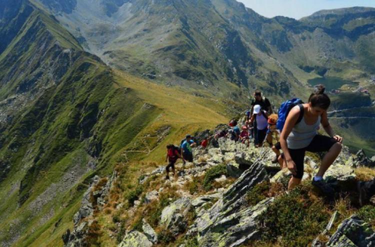 Magyar túrázókat kellett menteni Dél-Erdélyben