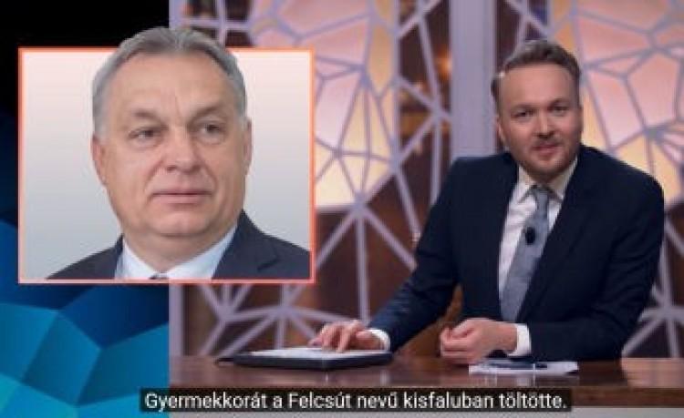 Tréfára vették Orbán kisvasútját a hollandok