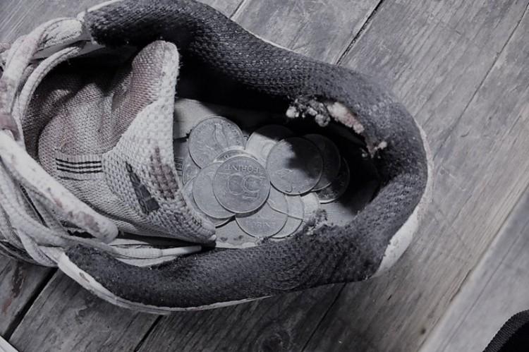 A cipője nélkül ment haza a szováti tolvaj