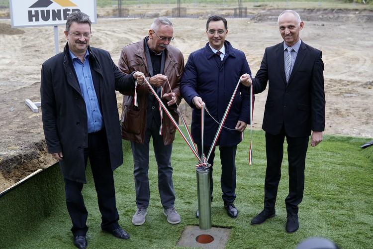 Teniszközpontot épít a Debreceni Egyetem