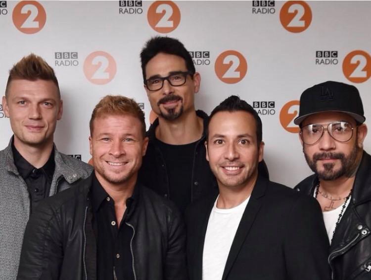 22 év után Magyarországon ad koncertet a Backstreet Boys