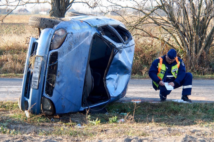 Autó nyomott agyon egy embert Bács-Kiskun megyében