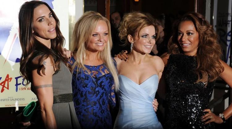 Itt a Spice Girls nagy bejelentése - VIDEÓ!