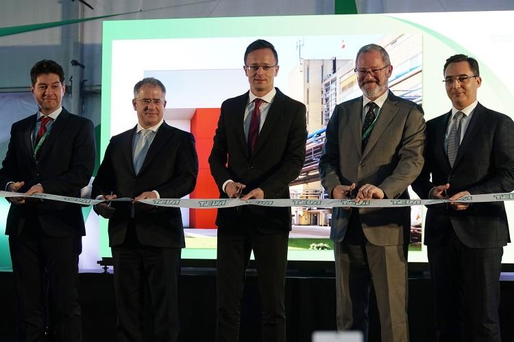 Ötmilliárdos beruházást avattak Debrecenben