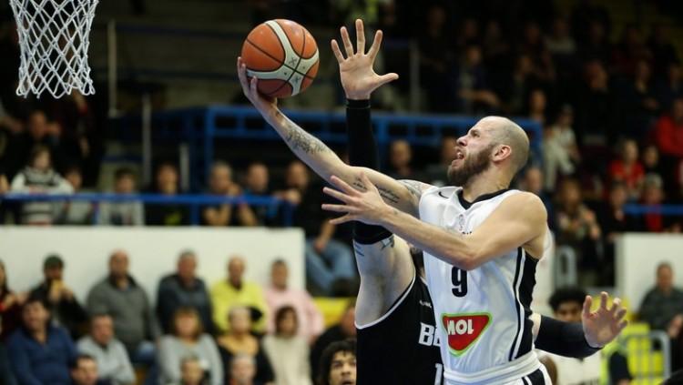 Az Olaj nem adott esélyt a Debrecennek