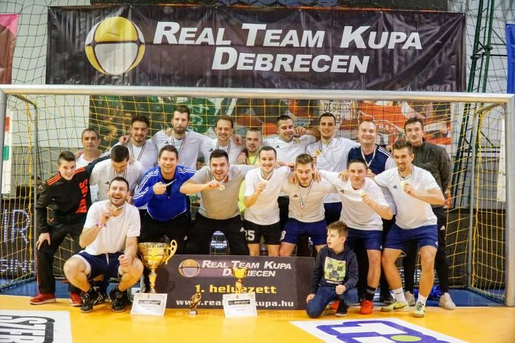 A Hungarotarg a Real Team Kupa győztese