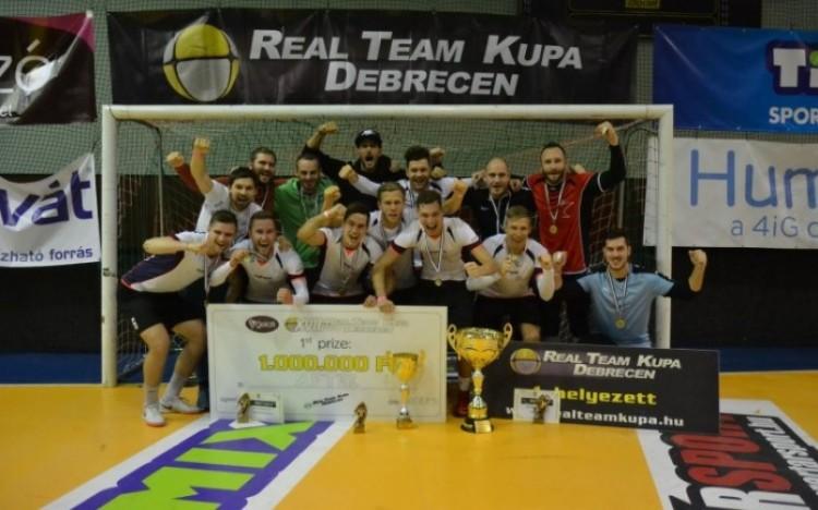 Debrecen lesz az ünnepi futballfőváros