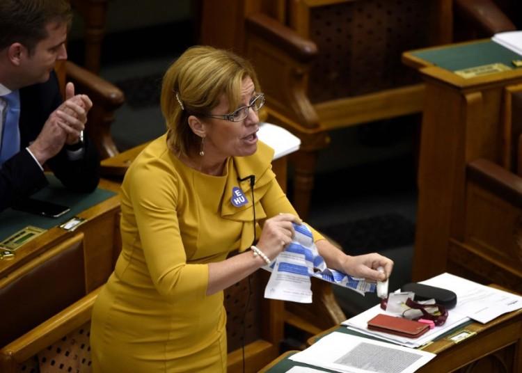 Videó: a hajdú-bihari MSZP-s parlamenti óbégatása