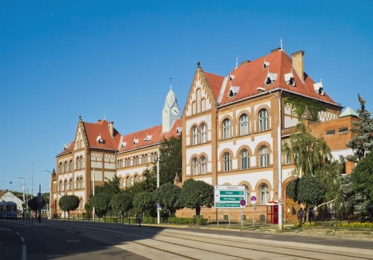 Debreceni egyetem a legjobbak között