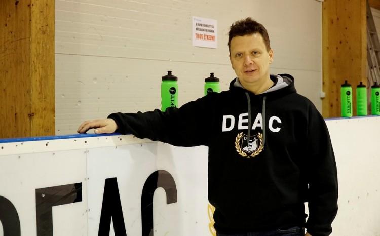 Debreceni 21-es: Fodor András, az EU-pályázatok bölcse, a hoki szerelmese
