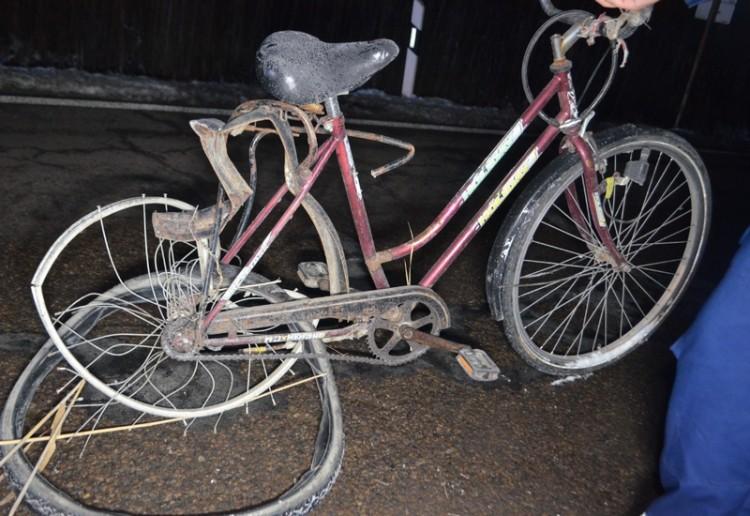 Kerékpáros halt meg Hortobágynál
