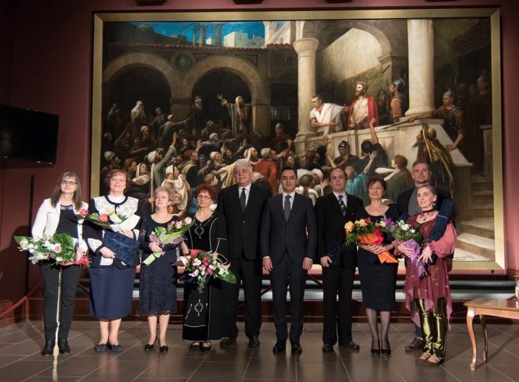 Debrecen legjobbjait díjazták
