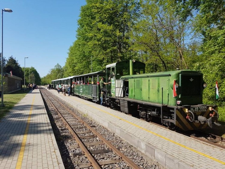 Újraépítenék a debreceni Zsuzsi több vasúti kocsiját