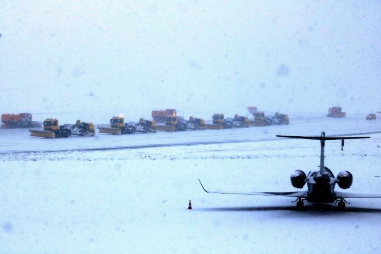 Havazás: fennakadások a légi közlekedésben