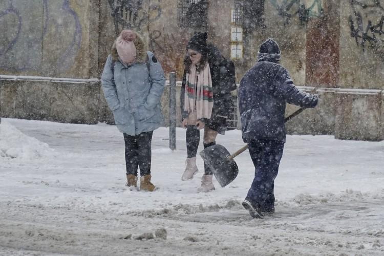 Beszóltak a debreceni városvezetésnek a hó miatt