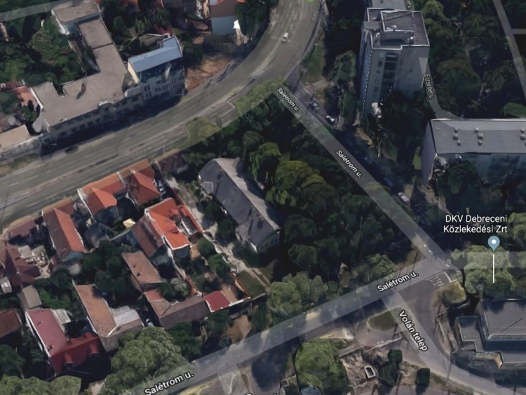 Fejlemény az új zsidó közösségi ház ügyében