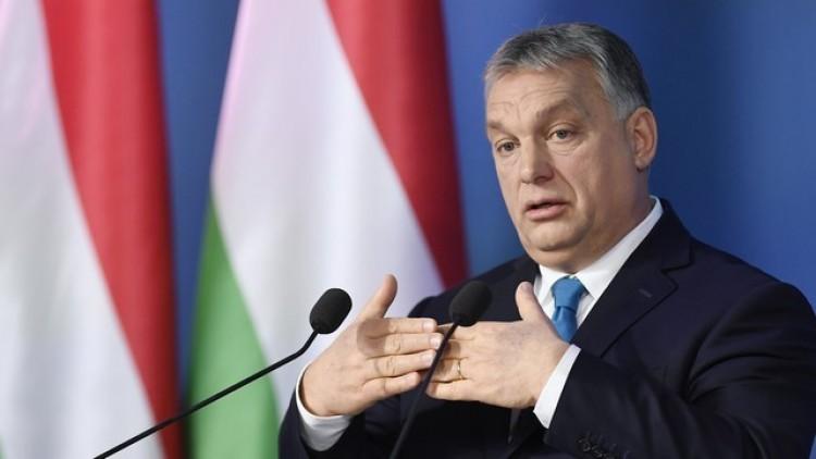 A Várkert Bazárban értékeli az évet Orbán Viktor
