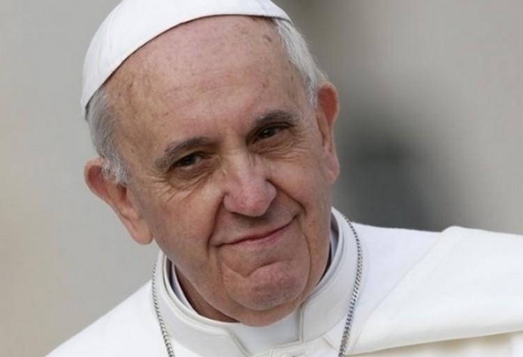 Székelyföldre jön a pápa!