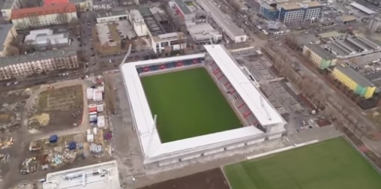 Újabb magyar futballstadiont mutatnak be + VIDEÓ!