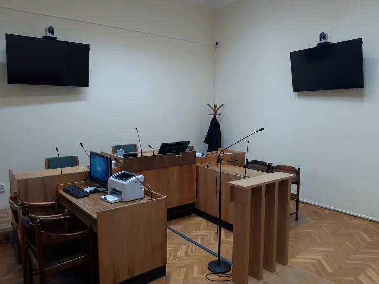 A Debreceni Törvényszéken is elégedettek az új rendszerrel