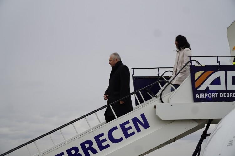 Új nevet kap a debreceni reptér üzemeltetője