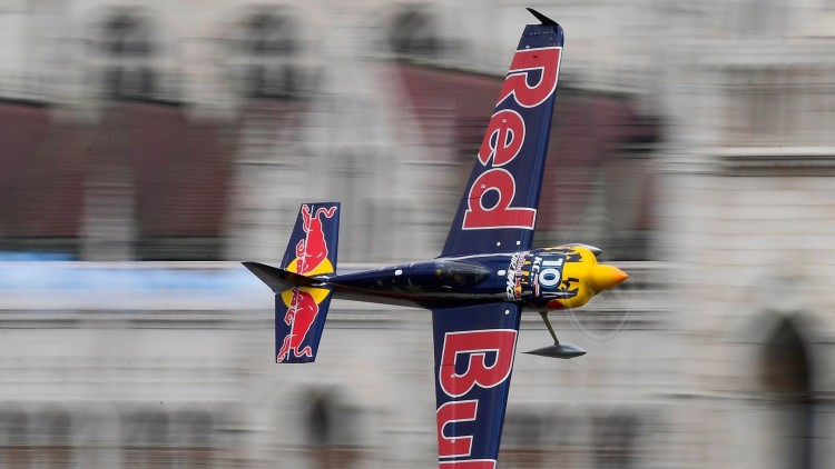 A Balatonnál rendeznék a Red Bull Air Race-t