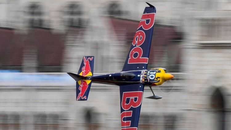 A Balaton partján rendeznék a Red Bull Air Race-t