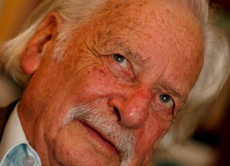 Életműdíjat kapott az idén 100 éves Bálint gazda