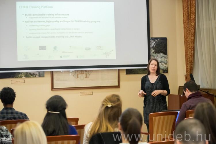 Nemzetközi szakemberek tartottak workshopot Debrecenben
