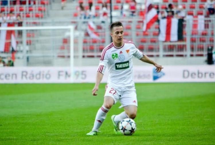 Az év legszebb gólja: két debreceni a Top 3-ban!