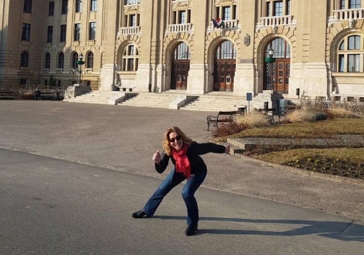 Bulikirálynőként érkezett Debrecenbe az olimpiai bajnoknő + FOTÓK!