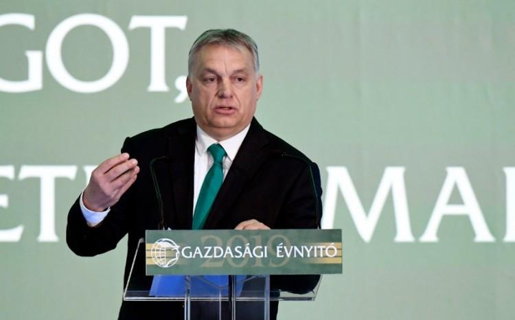 Orbán Viktor nagy tervvel állt elő