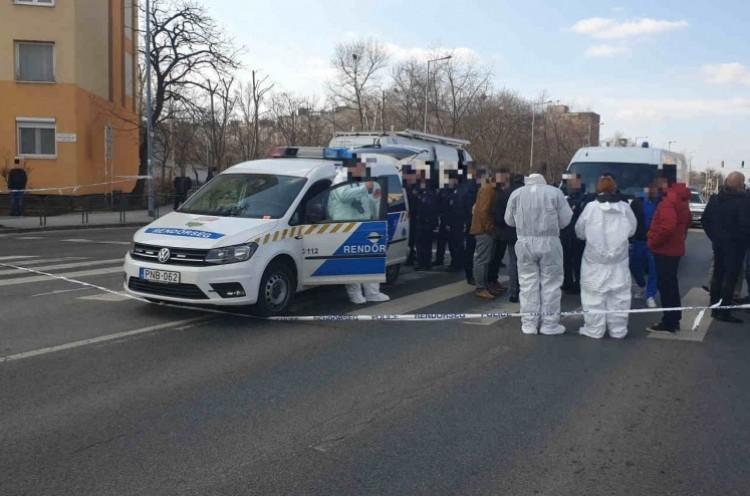 Meglőtték a Budapesten menekülő fegyveres túszejtőt
